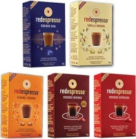 Red Espresso Full Flavour Special - Compatible with Nespresso & Caffeluxe Capsule Coffee Machines Photo