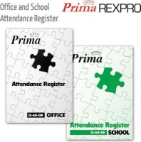 Prima Office Attendance Register Book Photo
