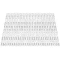 Bricks & Pieces - Flat Baseplate 32x32 - White Photo