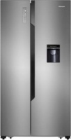 Hisense 512L Side by Side Frost Free Fridge/Freezer with Water Dispenser Photo