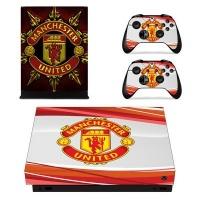 SKIN NIT SKIN-NIT Decal Skin For Xbox One X: Manchester United Photo