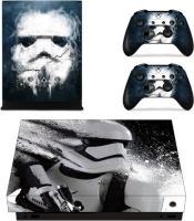 SKIN NIT SKIN-NIT Decal Skin For Xbox One X: Stormtrooper Photo