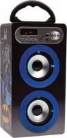 Warner Bros Portable Karaoke Speaker with Microphone - DC Batman Photo
