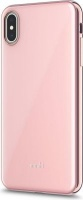 Moshi 99MO113302 mobile phone case Cover Pink iGlaze Slim Hardshell Case for iPhone XS Max - Taupe Photo