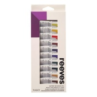 Reeves Watermixable Oil Paint Set Photo