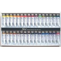 ShinHan Premium Extra Fine Watercolour Paint Set Photo