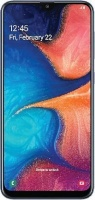 SAMSUNG GALAXY A20 DEEP BLUE XFA Cellphone Cellphone Photo