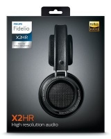 Philips Fidelio High Resolution Headphones Photo