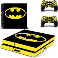 SKIN-NIT Decal Skin For PS4: Batman 2018 Photo