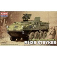 Academy Ground Vehicle Series: 9 - M1126 Stryker Model Kit Photo