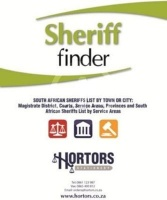 Hortors Sheriff Finder - Complete List of Sheriffs and Courts Photo
