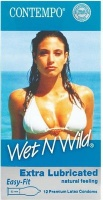 Contempo Wet N Wild Condoms Photo