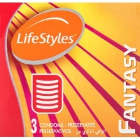 Lifestyles Press Lifestyles Premium Ribbed Condoms Photo