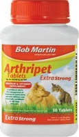 Bob Martin Arthripet Extra Strong Sulphur and Vitamin Supplement Tablets for Dogs and Cats Photo
