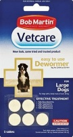 Bob Martin Vetcare Easy to Use Dewormer for Large Dogs Photo