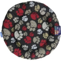 Marltons Round Donut Bed for Dogs Photo
