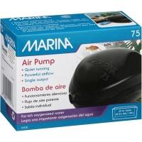 Marina 75 Air Pump for Aquariums to 100L - Single Outlet Photo