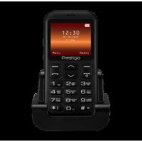 "Prestigio 2.2"" 3G Feature Phone SOS Button and Docking Station Photo"