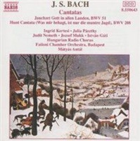 J.S. Bach: Cantatas BWV51 & BWV208 Photo