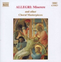 Allegri: Miserere and Other Choral Masterpieces Photo