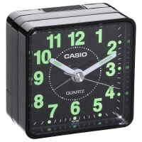Casio Analog Alarm Clock Photo