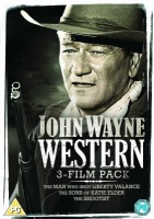 Western 3-Film Pack - The Man Who Shot Liberty Valance / The Sons Of Katie Elder / The Shootist Photo