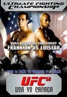 Ultimate Fighting Championship: 58 - USA Vs Canada Photo