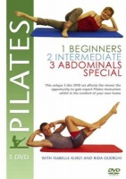 Pilates Collection: Volume 1 2 & 3 - Beginners / Intermediate / Abdominals Special Photo