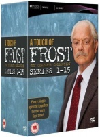 A Touch Of Frost: The Complete Collection - Season 1 - 15 Photo