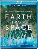 Earth From Space - Blu-Ray DVD Photo