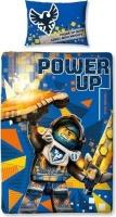 Lego Nexoknight Power Panel Duvet Set Photo