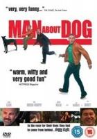Man About Dog Photo