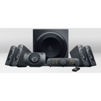 Logitech Z906 5.1 Speaker System Photo
