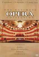 The Ultimate Opera Collection - 5 operas / 9 Hours / 5 Disc Set Photo