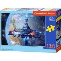 Castorland Jigsaw Puzzle - Alien Spaceship Photo