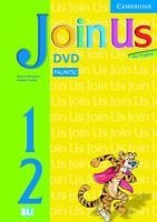 Join Us for English Levels 1 and 2 DVD Photo
