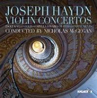 Joseph Haydn: Violin Concertos Photo