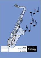 Croxley JD182 A4 Music Book Photo