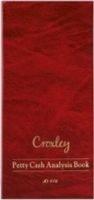 Croxley JD419 Analysis Book - Petty Cash Photo