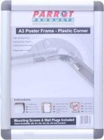 Parrot Plastic Corner Poster Frame Photo