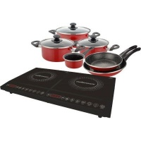 Mellerware Capri Induction Cooker Set with LED Display Photo