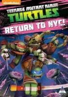 Teenage Mutant Ninja Turtles: Return To NYC - Season 3 Volume 2 Photo