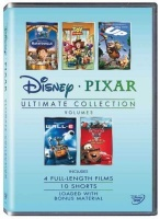 Ultimate Pixar Collection - Volume 3 - Ratatouille / Toy Story 3 / Up / Wall-E / Cars Toon: Mater's Tall Tales Photo