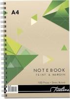 Treeline Spiral Note Books Side Bound Wiro Photo