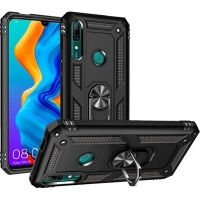 Raz Tech Shockproof Armor Stand Case for Huawei P30 lite Photo