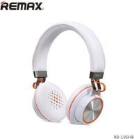 Remax RB-195HB Wireless On-Ear Headphones Photo