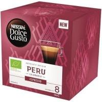 Dolce Gusto Nescafe Espresso Peru Photo
