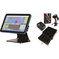 4POS 15` Point of Sale Touch System All-in-1 Photo