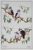 Maxwell & Williams Birdsong Tea Towel Photo
