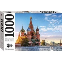 Hinkler Books St Basil's Cathedral Moscow Russia Photo